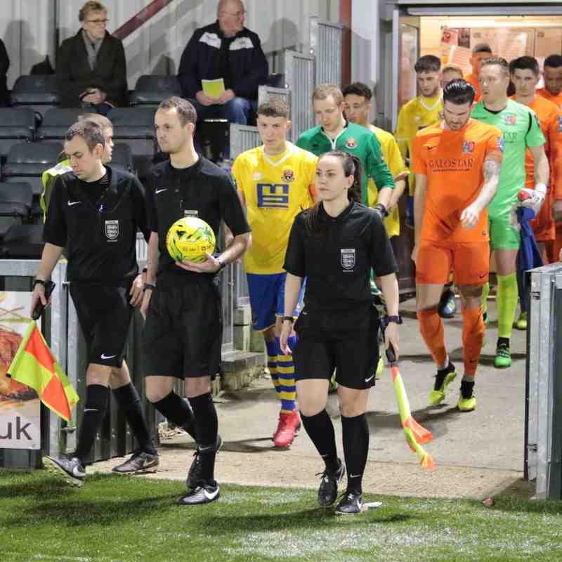 AFC Sudbury 1 Maldon & Tiptree 5