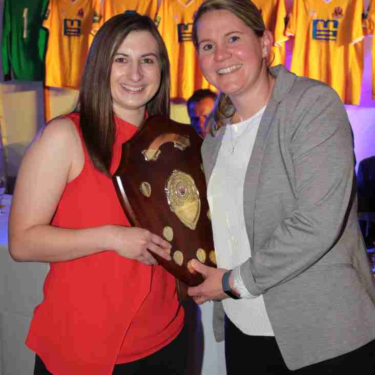 Changes announced to the Ladies Management structure