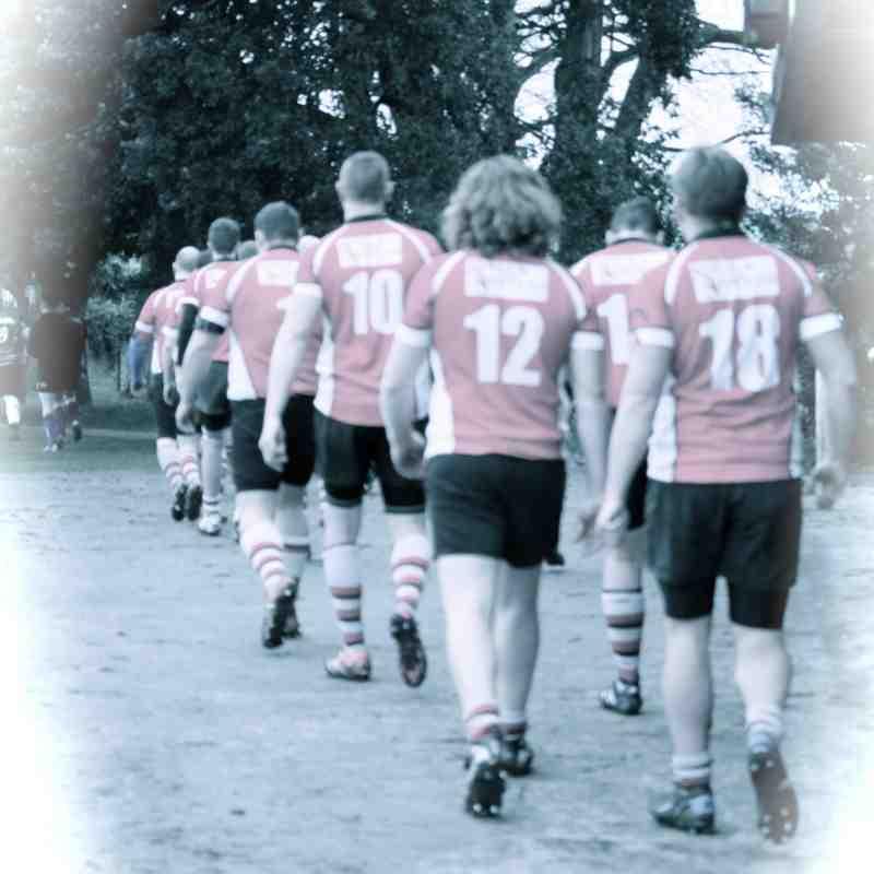 Sheppey RFC 2nd XV (Development Squad) v Thanet - 28th February 2015