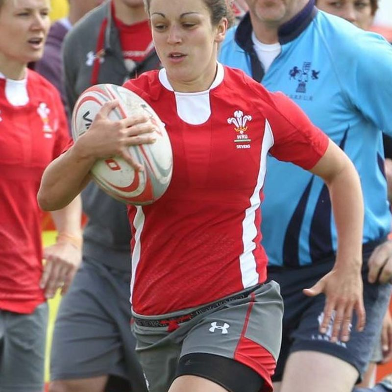 Rhiannon Parker Starts for Wales