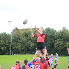 Vs Castleford Development 3rd XV 30/09