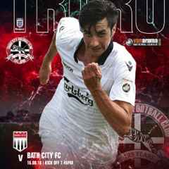 Next Home Game: Truro City v Bath City