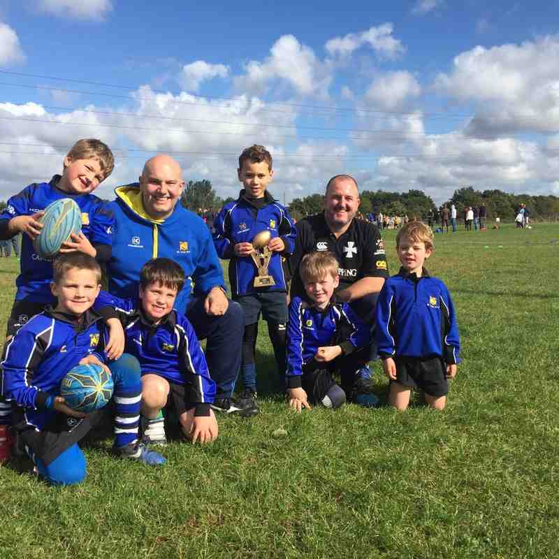 Cambridgeshire RFU Minis Festival 2016 (Peterborough)