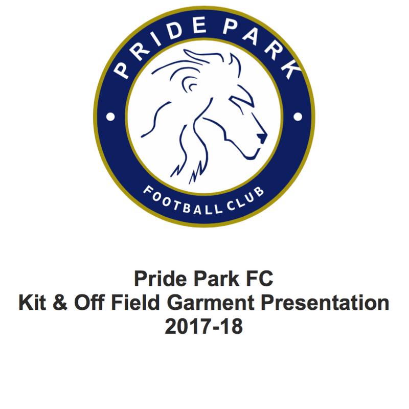 Pride Park FC Club Shop now Open!