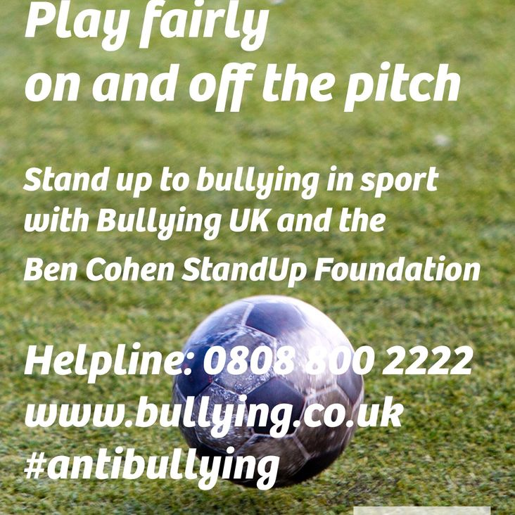 Anti-Bullying Week<