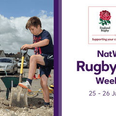Nat West Rugby Force Weekend 25th & 26th June