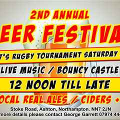 Mens Own Beer Festival