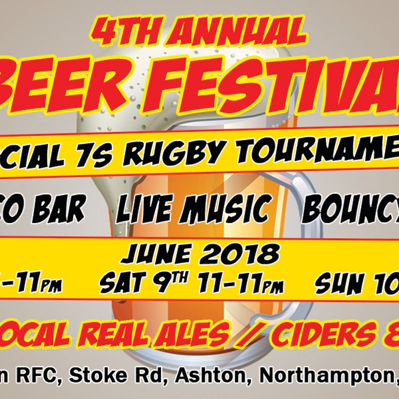 Mens Own Beer Festival 2018