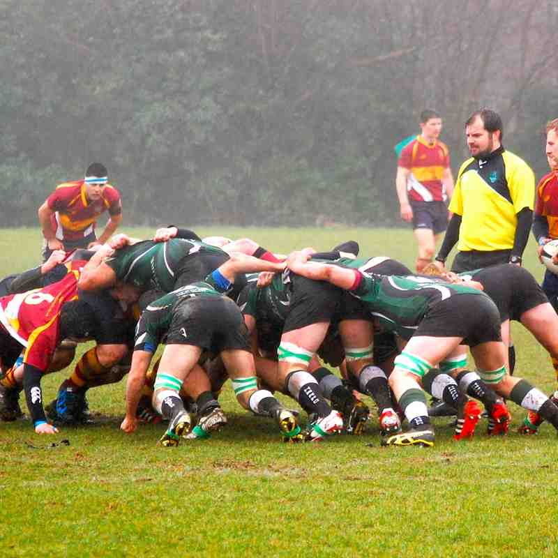 HWRFC 1XV vs Dartfordians
