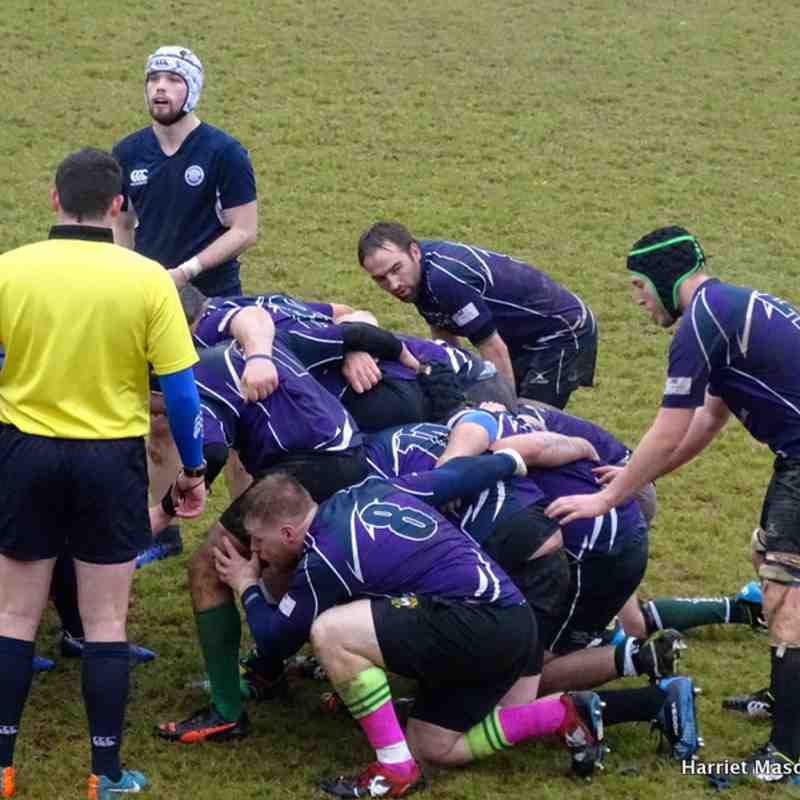 HWRFC 3's vs East Grinstead 2's Cup Game - 12.11.16