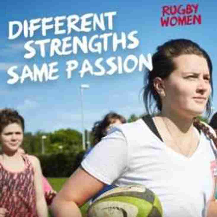 Ladies Rugby is Back!!!