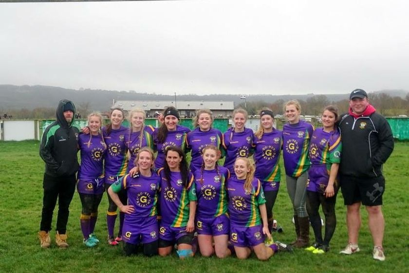 Heathfield & Waldron Ladies vs. Cranbrook Ladies