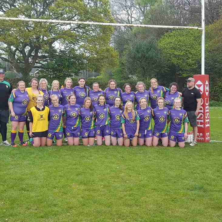 Ladies Team Pre-Season Game