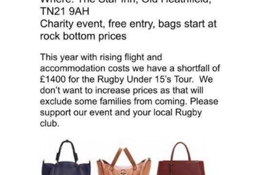 U15's Tour Fundraiser