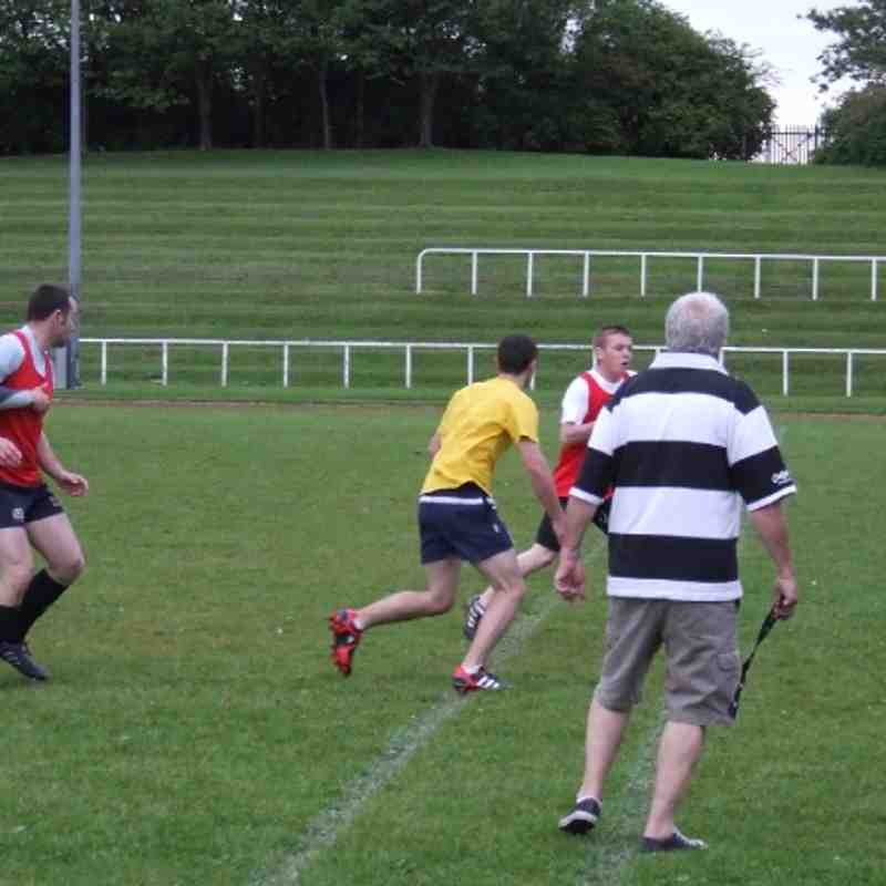Touch Rugby Tournament