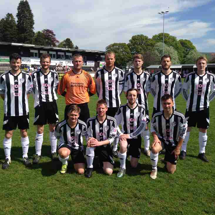 Eric Wilsoon Senior Challenge Cup Final - Highgrove 3 V Ingleton 0 Monday 7th May