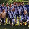 Sam Price Memorial Cup Final  Winners- Ingleton FC