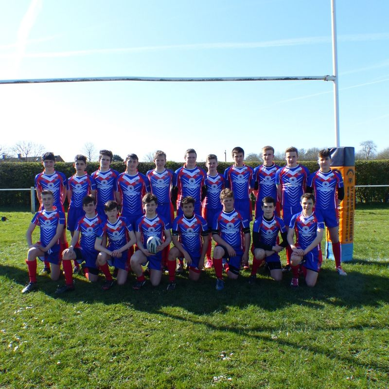Under 16's lose to London Skolars 20 - 28