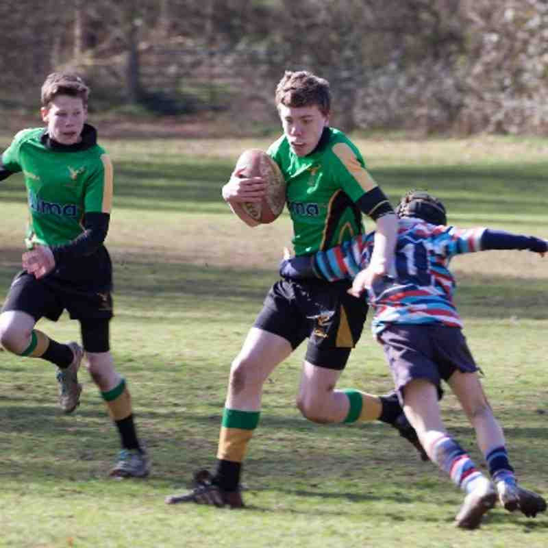 Bracknell U13A vs Reeds U13A