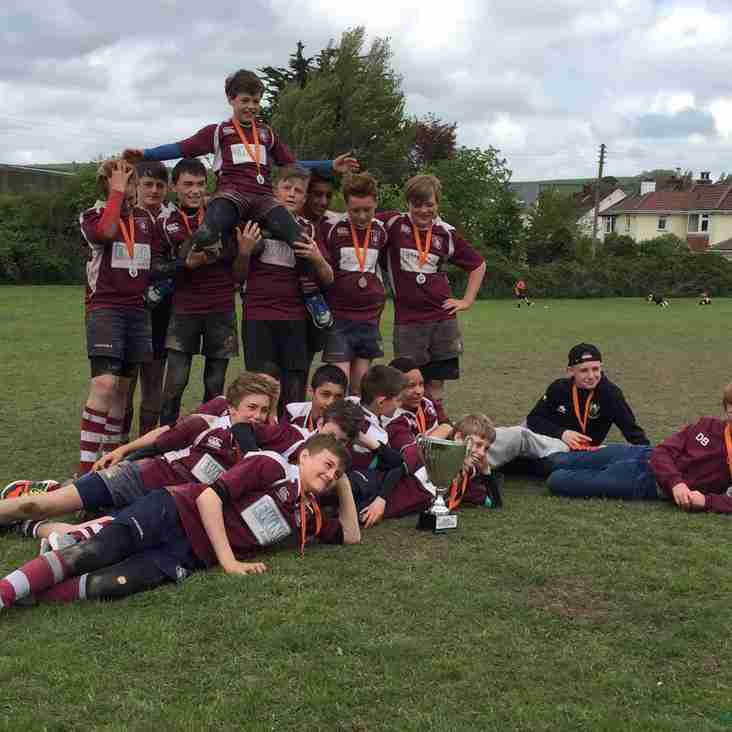 More silverware for Bletchley U13's