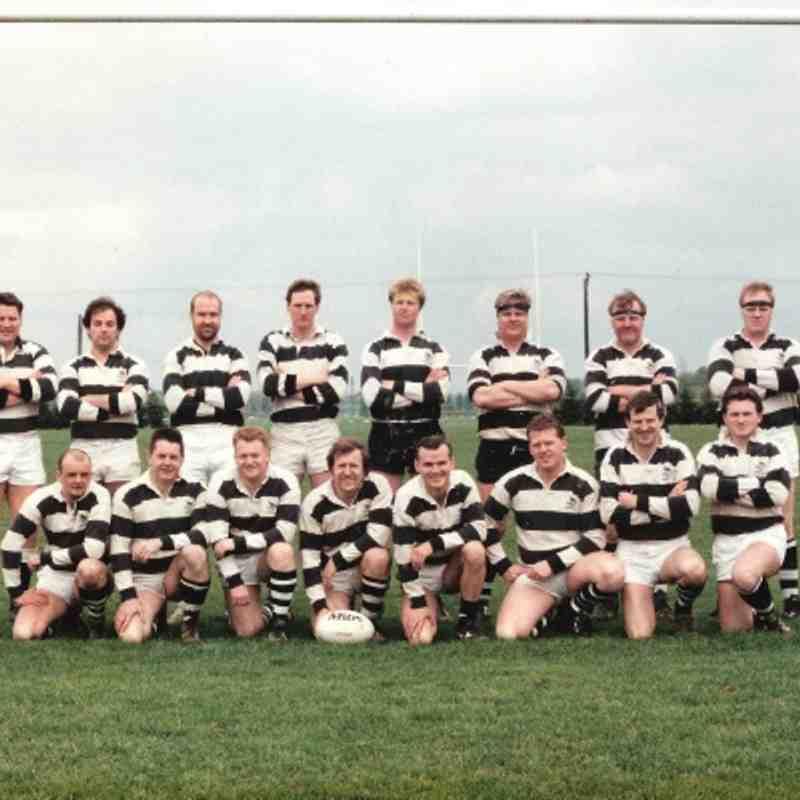 Chinnor 4ths 1991