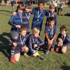 Chichester U8s crowned West Sussex Champions