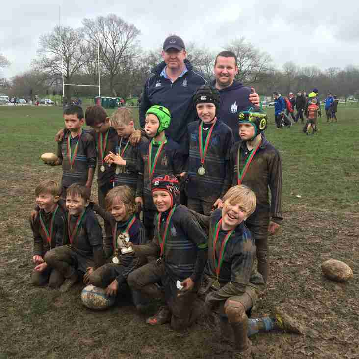 "Guildfordians ""A"" U9 Festival, March 12, 2017"