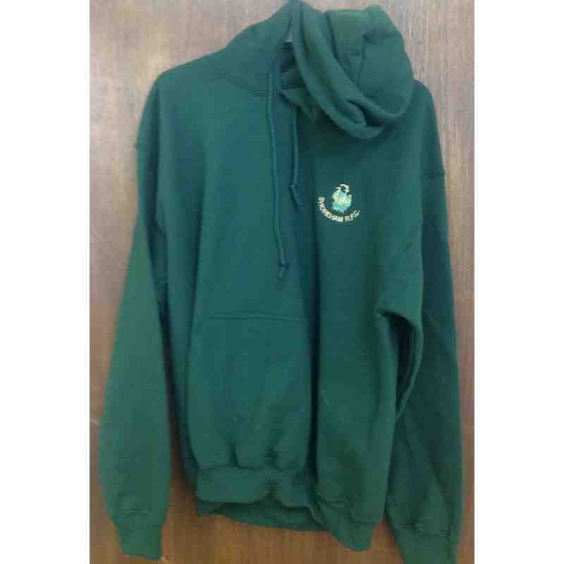 Hooded Sweatshirt (Green)