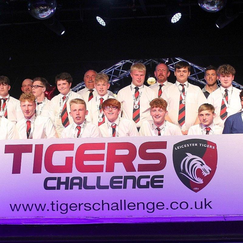 U16s lose to Dronfield 7 - 21