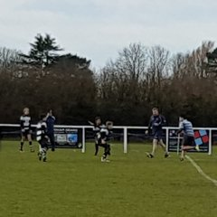 2017-03-05 Friendly U13 v Sutton & Epsom Loss 15-55