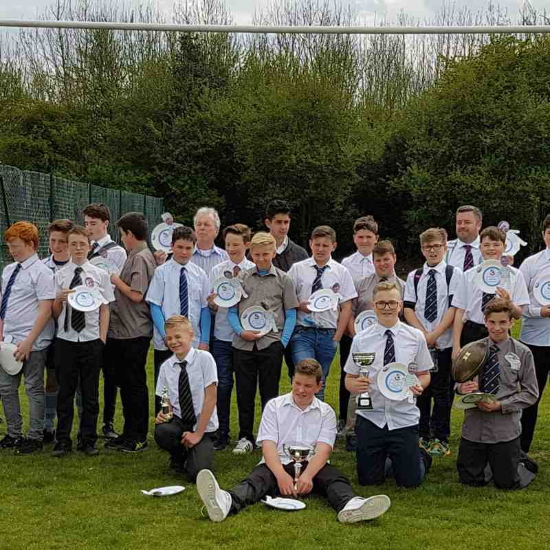 2017-04-23 U13 v Guildford U13B Chairman's Plate Final WINNERS