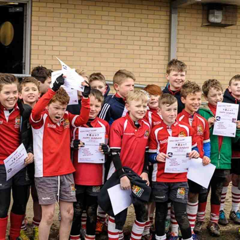Broughton Park Rugby Club Festival