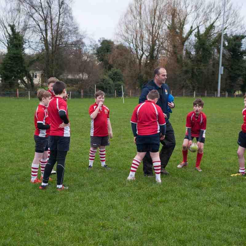 Manchester Rugby Club U11s V Tyldesley RFC
