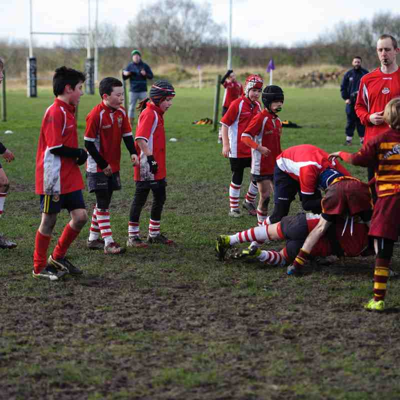 Manchester Rugby Club U10s V Sedgley Park RFC