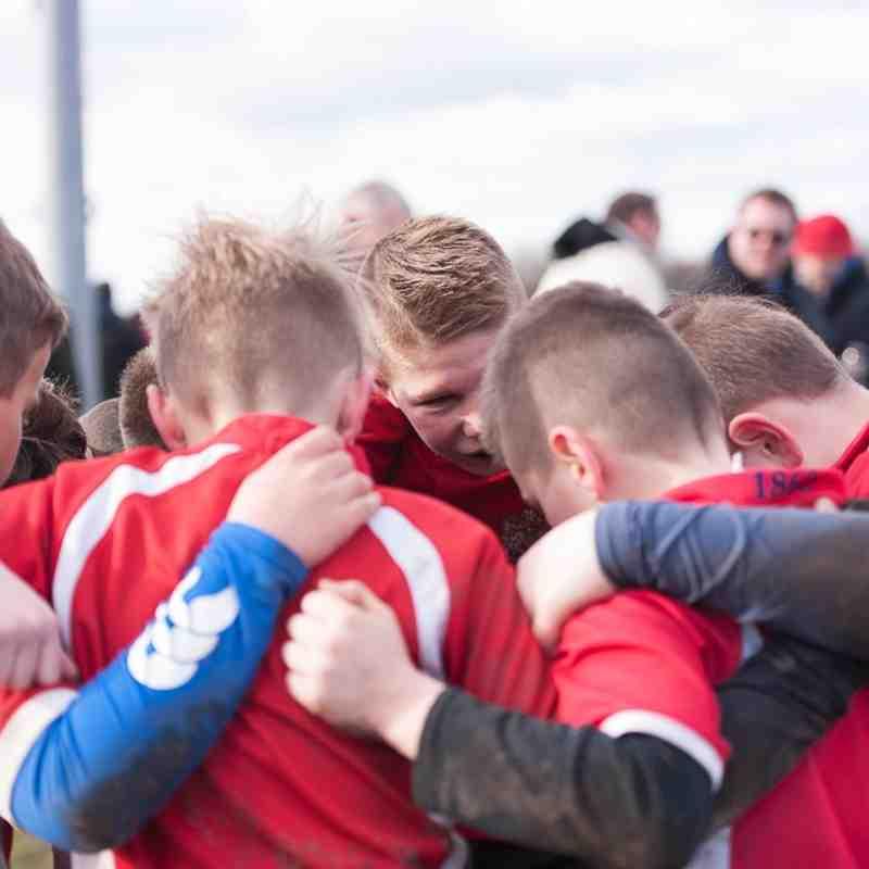 Manchester Rugby Club U11s V Sedgley Park RFC Part 2