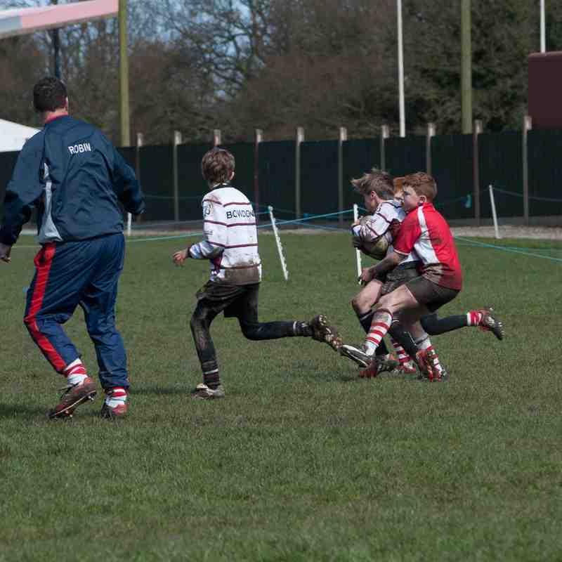 Manchester Rugby Club U11s V Bowdon Rugby Club