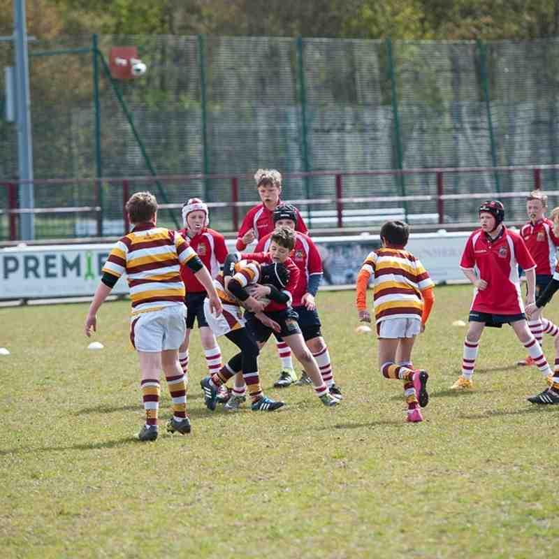 "Manchester Rugby Club U11s V Fylde ""ON TOUR"""