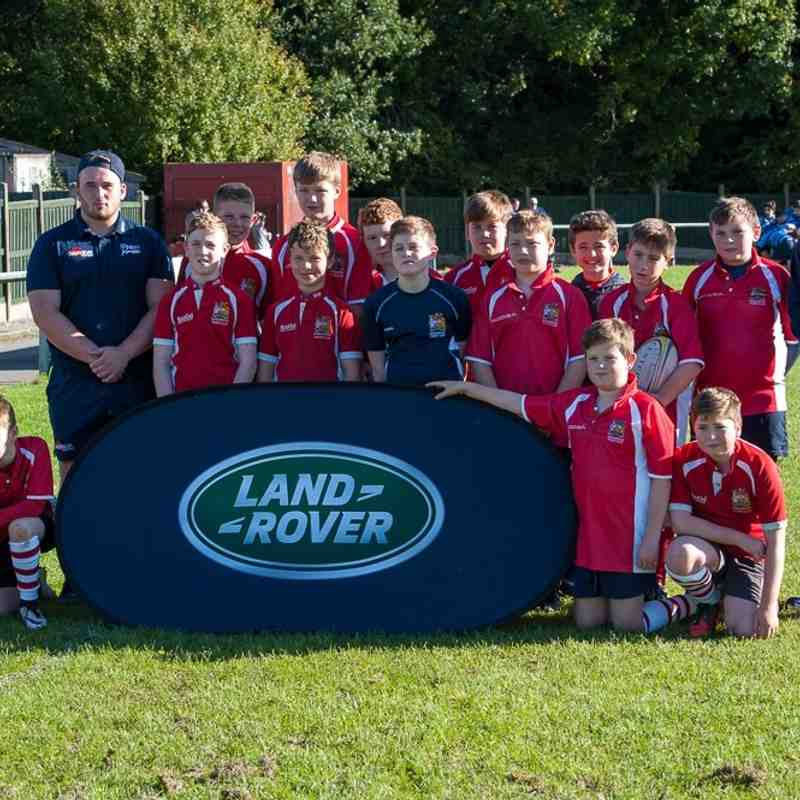 Manchester Rugby Club U12s At The Manchester Festival 2016