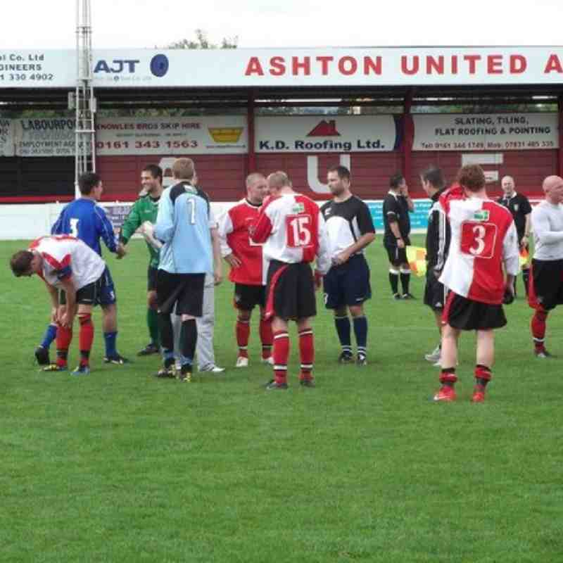 Ashton United 5-0 Curzon Ashton (07/08/10)