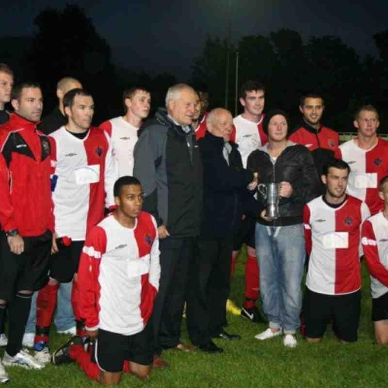 Pre-Season Trophy Wins 2011
