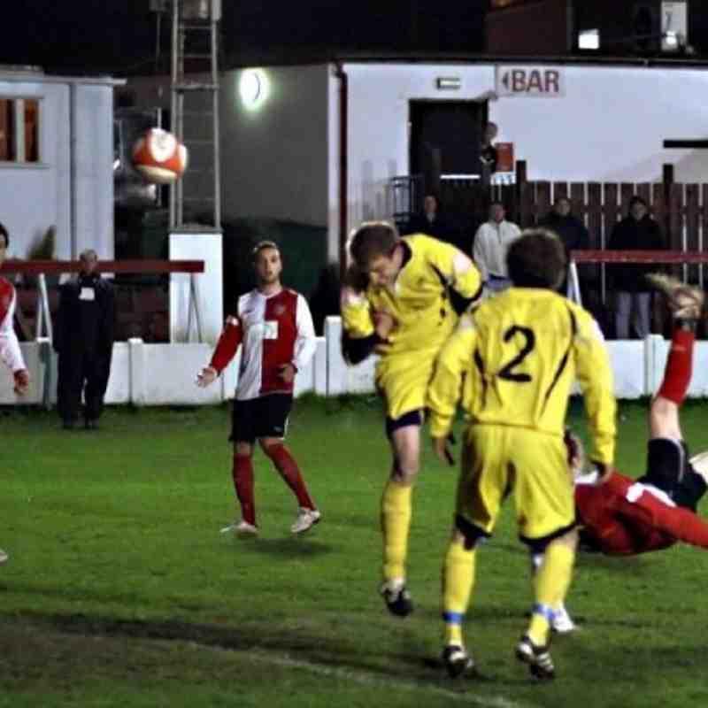 Goal of the Season 2010/11 Winner Sam Madeley