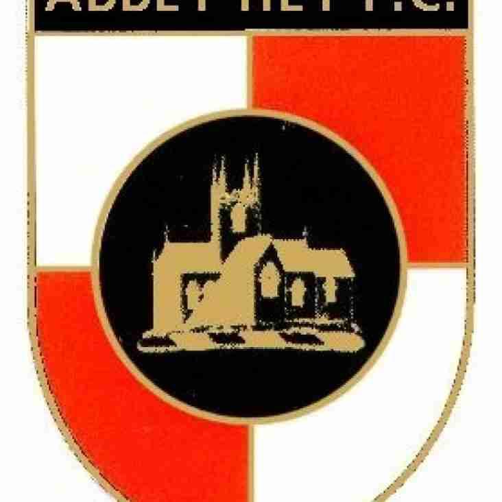 Abbey Hey Friendly Re-announced