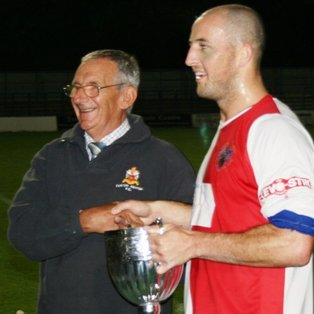 United Retain Trophy Against Local Rivals