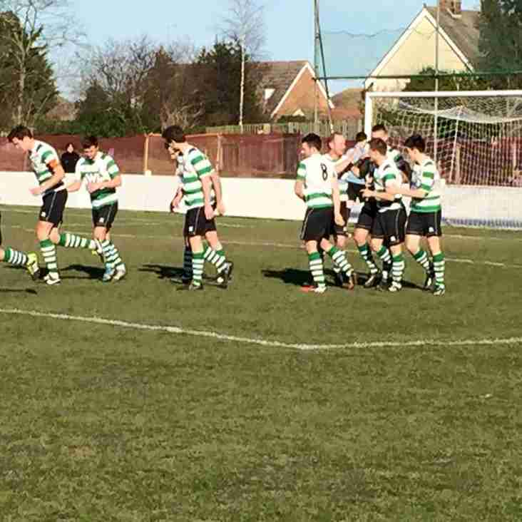 First Team progress to Essex Premier Cup Final