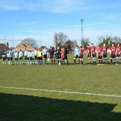County Cup Semi Final