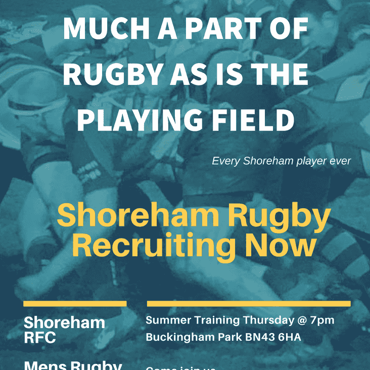 Shoreham Seniors are Recruiting