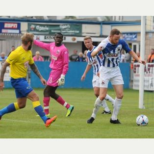 Nuneaton Town 1 Derby County 2