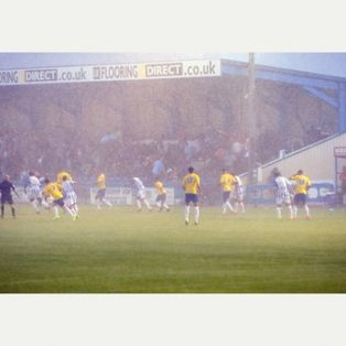 Nuneaton Town 1 Coventry City 0 - Abandoned After 53 Minutes