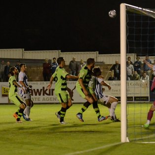 Nuneaton Town 1 Forest Green Rovers 0