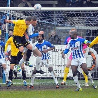 Nuneaton Town 0 Bristol Rovers 2